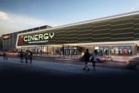 Cinergy Tulsa, Oklahoma's first all dine-in cinema.