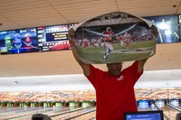 Mike Rozier Cancer Foundation at Sun Valley Lanes